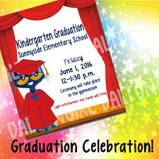 kindergarten graduation announcements designs free wording for kindergarten graduation announcements
