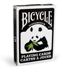 bicycle cards pandamonium now available to buy nz