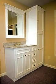 framed bathroom vanity mirrors full size of long mirror corner