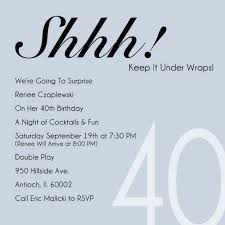 21 Birthday Invitation Cards 40th Birthday Invitation U2013 Gangcraft Net