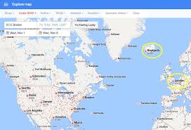 Boston Google Maps by Why Use Google Flights How To Search Cheap Tickets