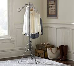 new york closet coat rack pottery barn
