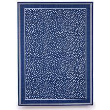 royal blue budgeindustries twilight royal blue indoor outdoor area rug