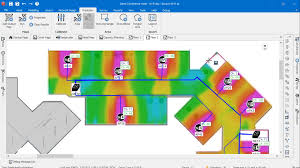 Wifi Heat Map What U0027s New In Solutions For Enterprise Ibwave
