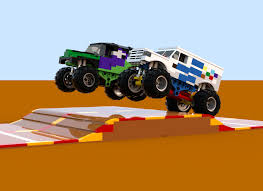 monster jam truck specs lego ideas monster jam ice cream man vs grave digger