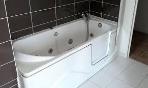 si e de baignoire baignoire a porte avec luxe baignoire porte avec si ge