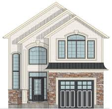 excellent idea two story house plans ontario 9 two story house