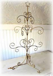wire tree ornament holder lizardmedia co