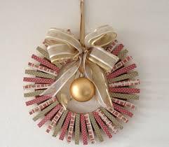 What Is A Decoration Home Dzine Craft Ideas Make A Decorative Peg Wreath