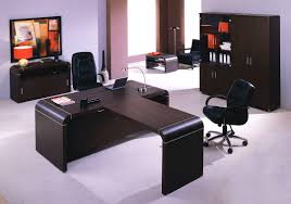 Modern Office Desks Commander Italian Modern Office Desk