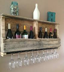 Reclaimed Wood Shelves by Large Salvaged Wood Wine Rack With Shelf Wood Wine Racks Wine