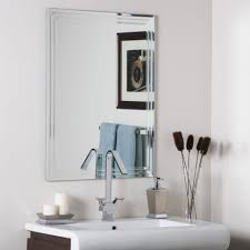Pottery Barn Beveled Mirror Bathrooms Design Pivot Mirrors Restoration Hardware Bathroom