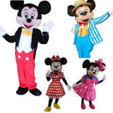 Mickey Mouse Halloween Costume Adults Mickey Minnie Mouse Costumes Adults Mickey Minnie Mouse