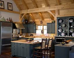 a frame kitchen ideas timber frame designed kitchens mill creek post beam
