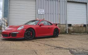 carmine red porsche porsche 911 gt3 lux motorwerks keyport nj us 179840