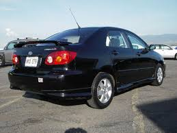 1999 toyota corolla reliability 2003 toyota corolla s got this brand it was awesome really