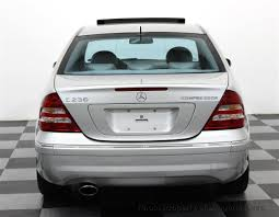 2005 used mercedes benz c class c230 kompressor sport at