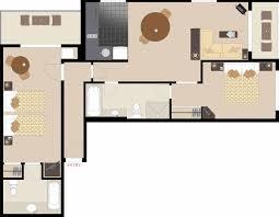 Grand Californian Suites Floor Plan Suite Floorplans Lyall Hotel