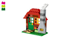 wood lego house wood cabin lego classic lego com us