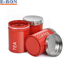aliexpress com buy 3pcs set red stainless steel food seal can
