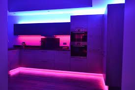 Led Lights For Kitchen Plinths Choose Leds For Plinth Kickboard Skirting Board Feature Lights