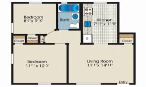 Small House Plans 600 Sq Ft New Exciting 700 Square Feet House
