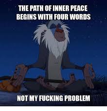 Inner Peace Meme - 25 best memes about inner peace inner peace memes