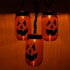 halloween pumpkin lights door decorations halloween country