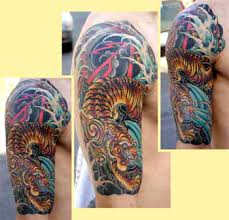 tiger by mike rubendall tattoonow