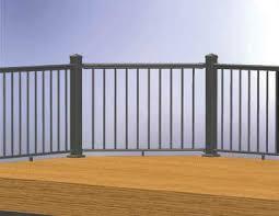 Banister And Railing Ideas Aluminum Porch Railing Aluminum Deck Railing Deck Railing Ideas