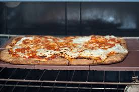 Toaster Oven Pizza Pan How To Make A 3 Dollar Pizza Stone The Paupered Chef