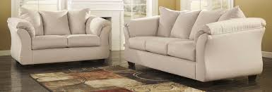 Living Room Sets By Ashley Furniture Buy Ashley Furniture 7500038 7500035 Set Darcy Stone Living Room