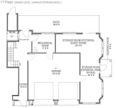 Storage Room Floor Plan Condo 1 Foster Condos Luxury Condominiums On Delaware Avenue In