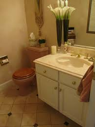 Pink Powder Room Designer U0027s Home Welcome To My New Digs