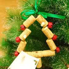 wine christmas tree ornaments christmas lights decoration