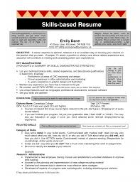 Publisher Resume Templates Astonishing Skills Based Resume Template 16 Free Templates For