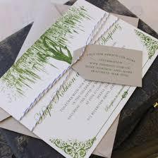 Tree Wedding Invitations Oak Tree Wedding Invitation By Serendipity Beyond Design