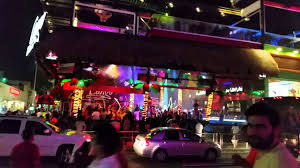 cancun red light district nightlife in cancun mexico youtube