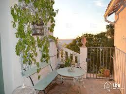 chambres d h es calvi location appartement dans une villa à calvi iha 54971
