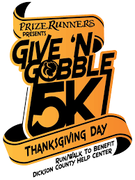 thanksgiving day date gg5k race in dickson tennessee thanksgiving day