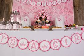 princess baby shower decorations baby shower decorations for a girl princess diabetesmang info