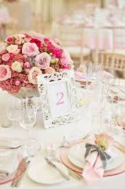 wedding table decor 36 shabby chic vintage wedding ideas deer pearl flowers