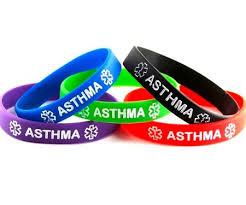 silicone wrist bracelet images Asthma silicone wristband bracelet multi pack jpg