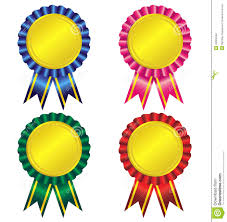 printable ribbon endearing free printable award ribbons set of ribbon stock vector