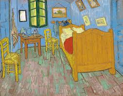 van gogh bedroom painting van gogh s nomadic life timeline