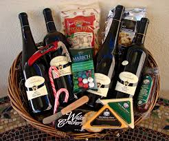 build your own gift basket deluxe gift basket build your own st clair winery