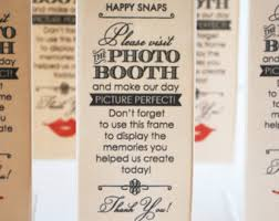 photo frame party favors photo booth 2x6 acrylic frames and cards a party