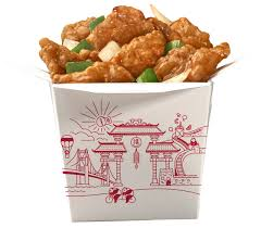 panda express wok tosses new peking pork brand