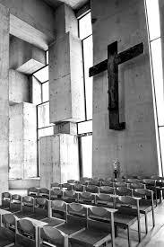 Architect Signature Fritz Wotruba U0027s Church In Vienna Uncube