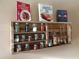 wood crate storage ideas that will have you organized time spice rack